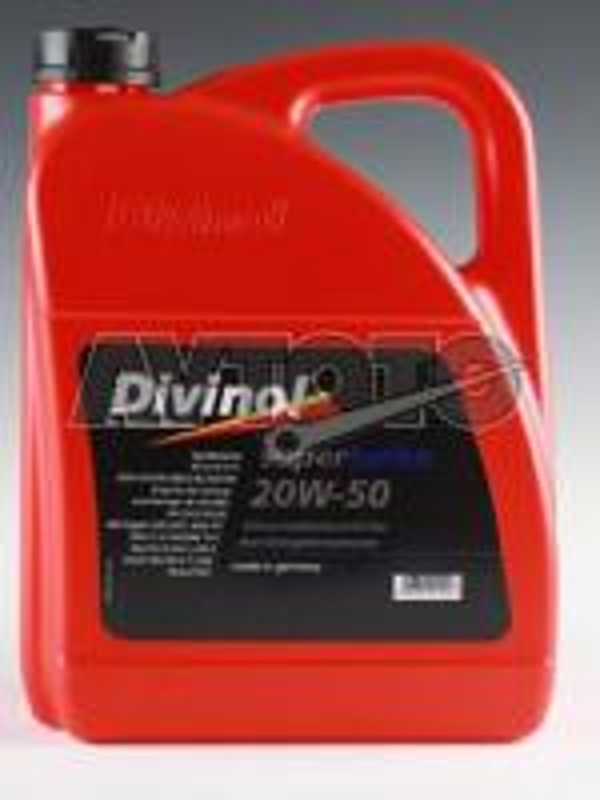 Моторное масло Divinol 49632K007