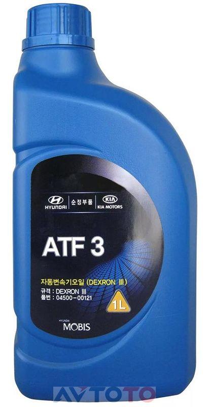 Трансмиссионное масло Hyundai/Kia 0450000121