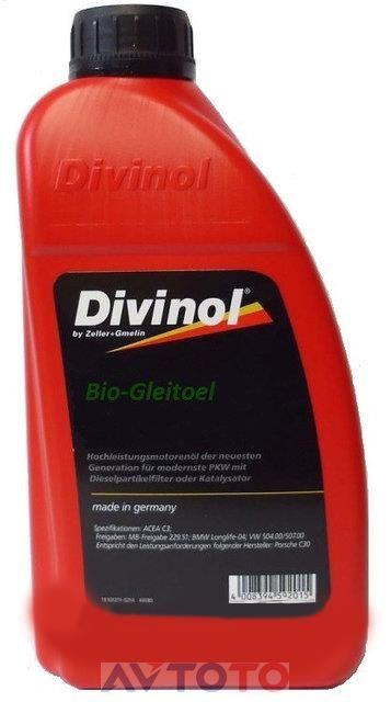 Моторное масло Divinol 07442C069