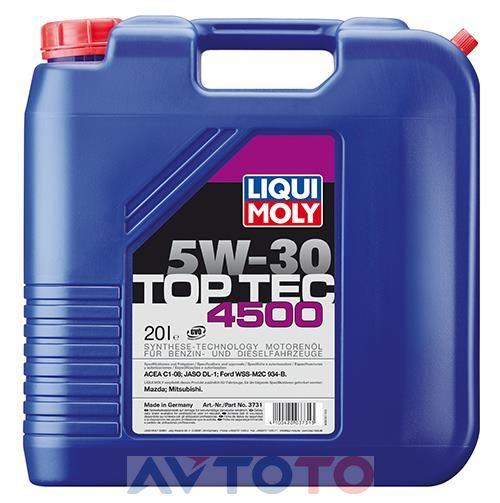 Моторное масло Liqui Moly 3731