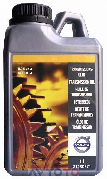 Трансмиссионное масло Volvo 31280771