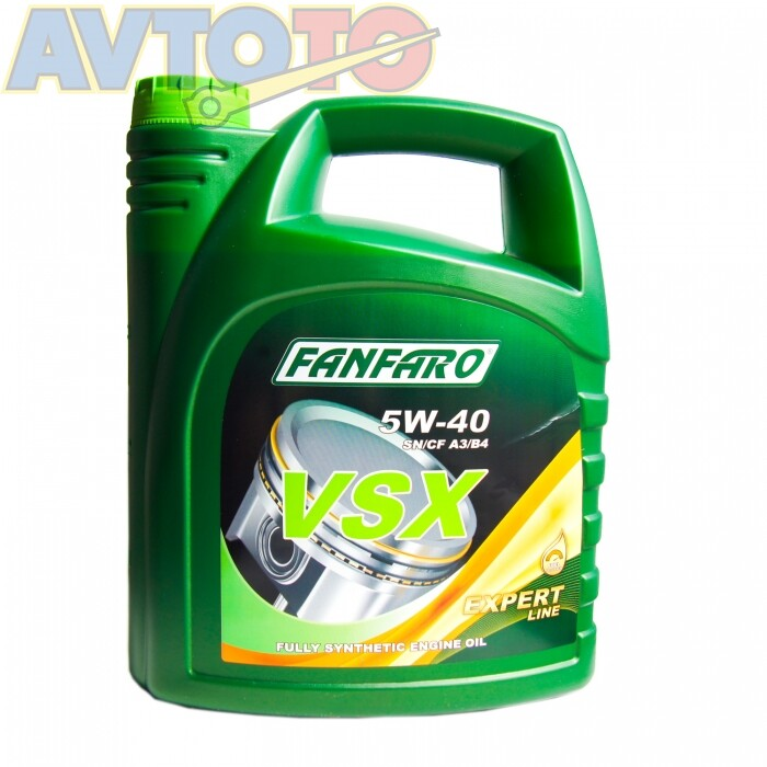 Моторное масло Fanfaro 525341