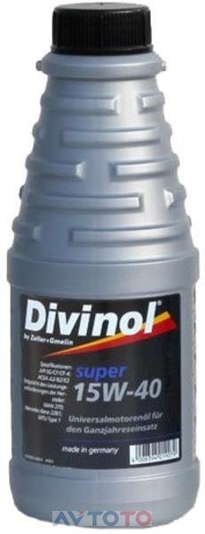 Моторное масло Divinol 49623C069