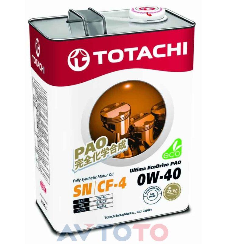 Моторное масло Totachi 4562374698543