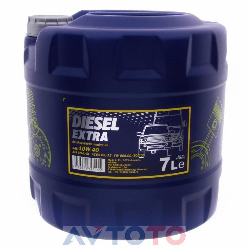 Моторное масло Mannol 4036021141145