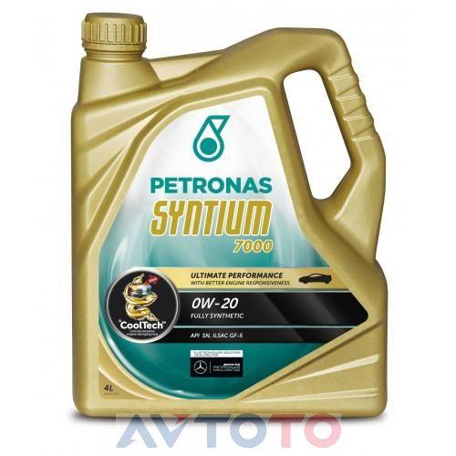 Моторное масло PETRONAS SYNTIUM 18364004