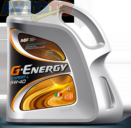 Моторное масло G-Energy 4630002597510