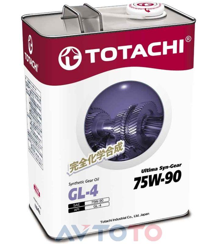 Трансмиссионное масло Totachi 4589904931635