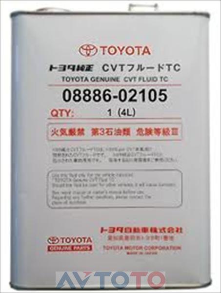 Трансмиссионное масло Toyota 0888602105