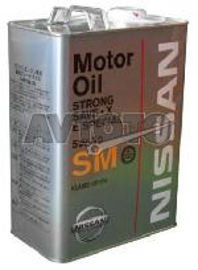 Моторное масло Nissan KLAM205304