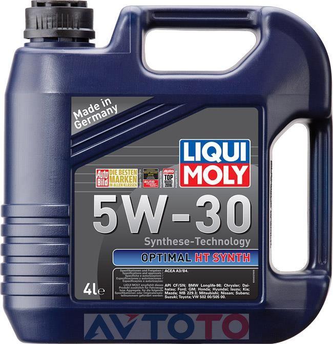 Моторное масло Liqui Moly 39001