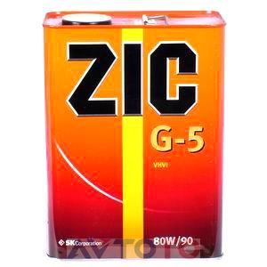 Трансмиссионное масло ZIC 163334