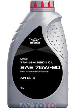 Трансмиссионное масло UAZ 000000473401200