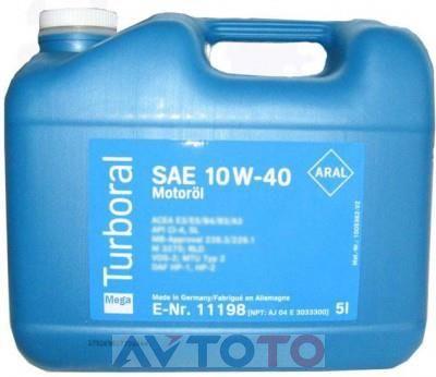 Моторное масло Aral 10625