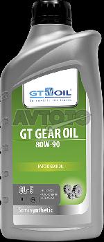 Трансмиссионное масло Gt oil 8809059407844