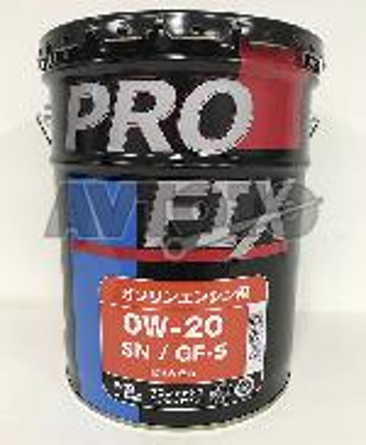 Моторное масло Profix SN0W20P