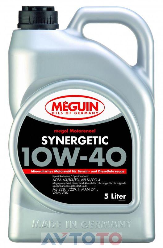 Моторное масло Meguin 6333