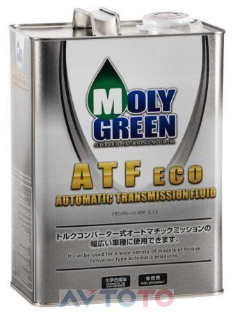 Трансмиссионное масло Moly Green 0470063