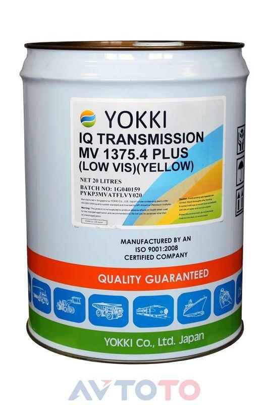 Трансмиссионное масло Yokki YCA111020S