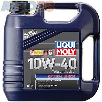 Моторное масло Liqui Moly 3934