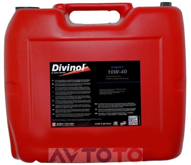 Моторное масло Divinol 49624K030