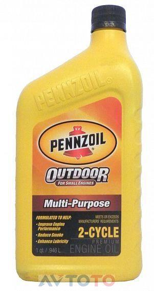Моторное масло Pennzoil 071611938570