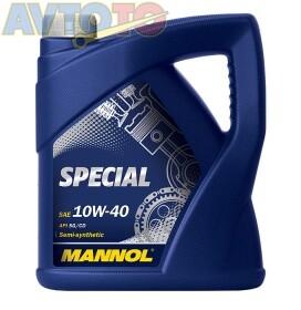 Моторное масло Mannol 4022