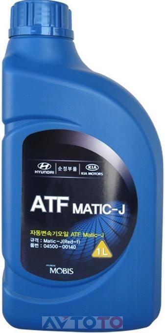 Трансмиссионное масло Hyundai/Kia 0450000140