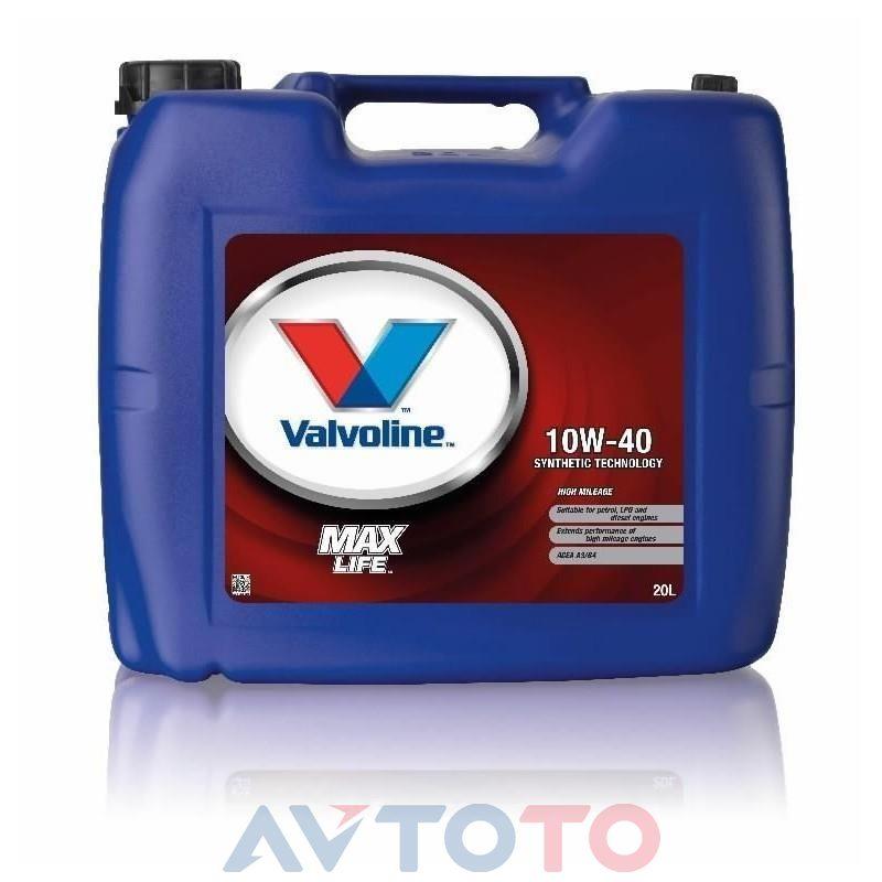 Моторное масло Valvoline VE17906