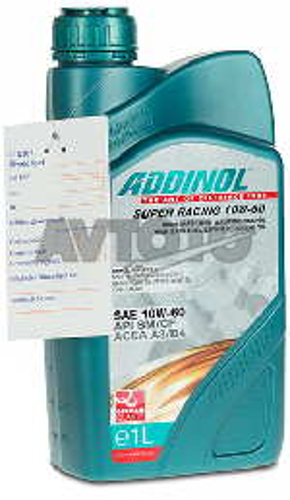 Моторное масло Addinol 4014766070333