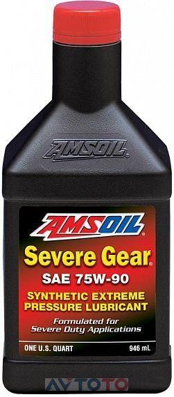 Трансмиссионное масло Amsoil SVGQT