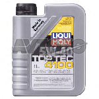 Моторное масло Liqui Moly 3700