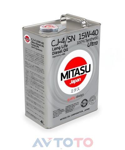 Моторное масло Mitasu MJ2144
