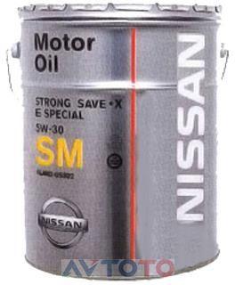 Моторное масло Nissan KLAM20530203