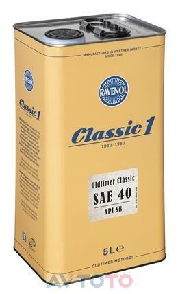 Моторное масло Ravenol 4014835845411
