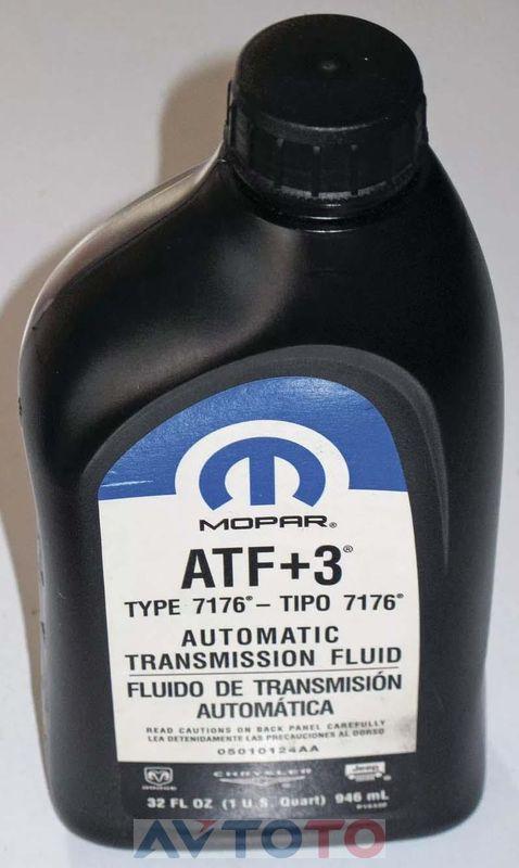 Трансмиссионное масло Chrysler 05010124AA