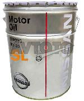 Моторное масло Nissan KLAL205302