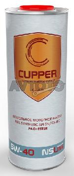 Моторное масло Cupper NS5W401