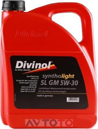 Моторное масло Divinol 49240K007