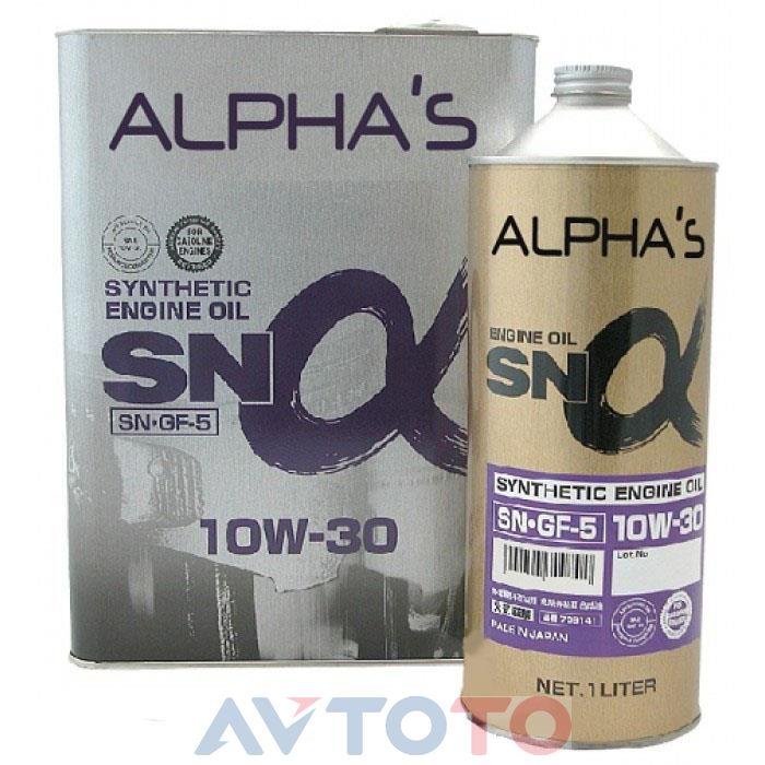Моторное масло Sumico / Alphas 709144