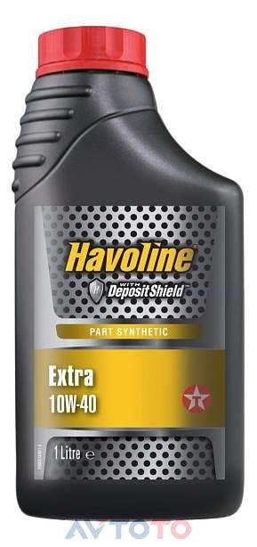 Моторное масло Texaco 840126NKE
