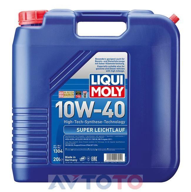Моторное масло Liqui Moly 1304
