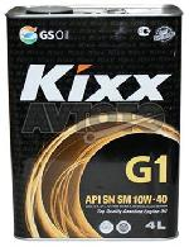 Моторное масло KIXX L531444TE1