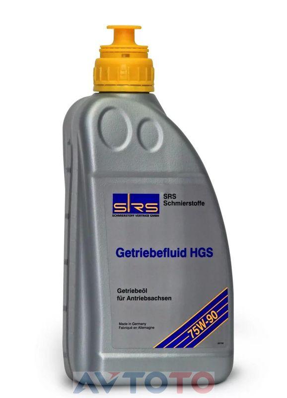 Трансмиссионное масло SRS 4033885000908