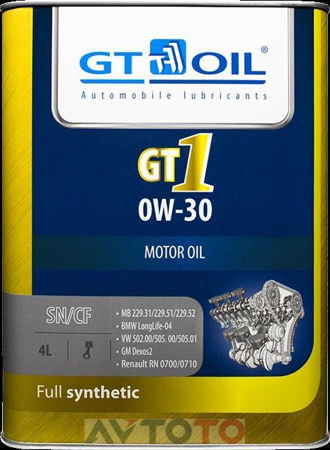 Моторное масло Gt oil 8809059408568