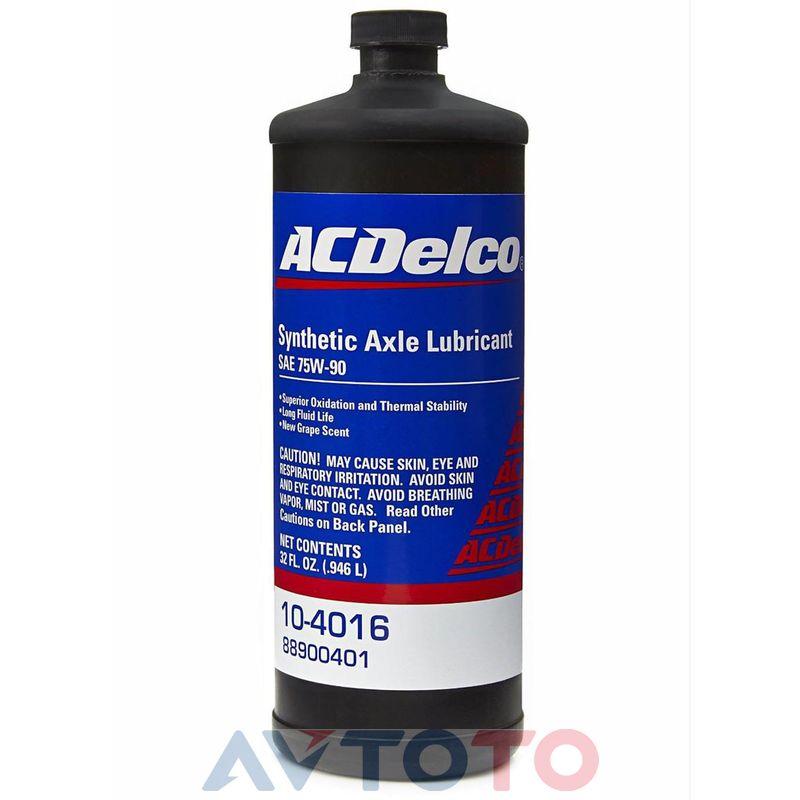 Трансмиссионное масло AC Delco 88900401