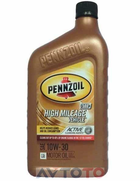 Моторное масло Pennzoil 071611904421