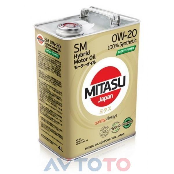 Моторное масло Mitasu MJM024