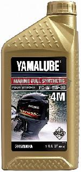 Моторное масло Yamaha LUB05W30FC12