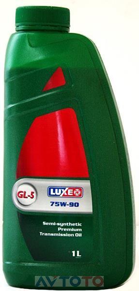 Трансмиссионное масло Luxe 562